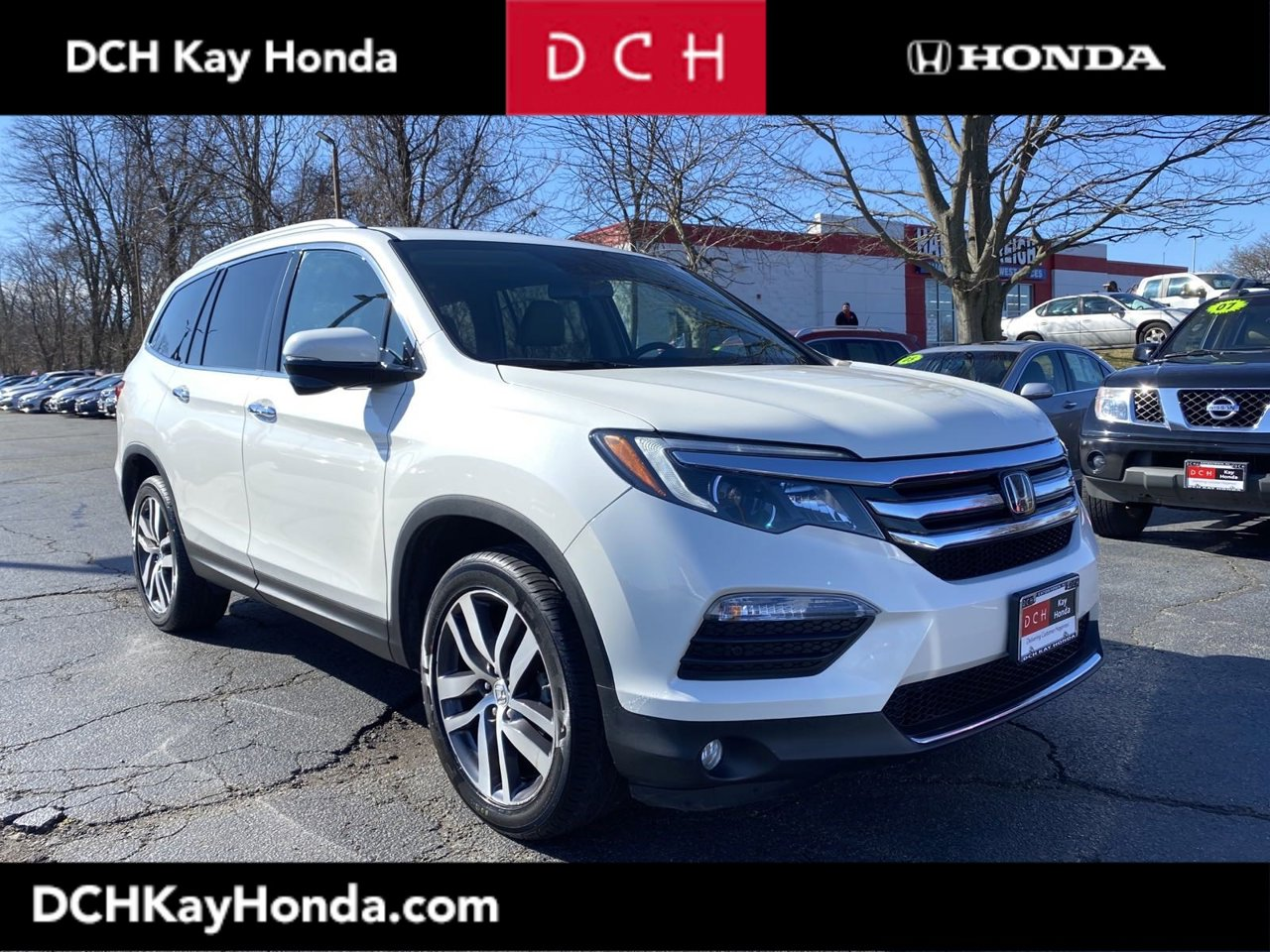 Used 2017 Honda Pilot in Eatontown, NJ