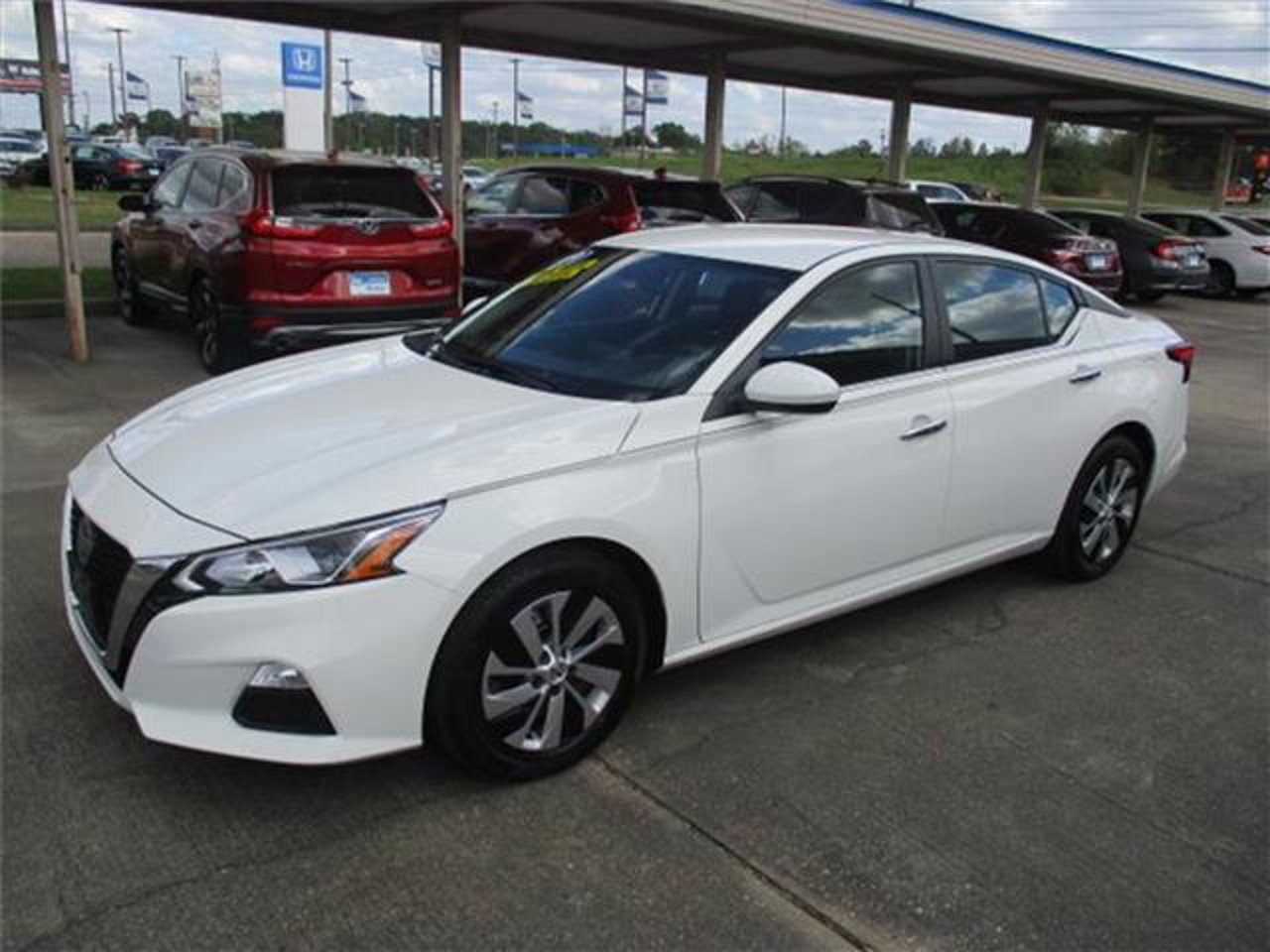Used 2019 Nissan Altima in Dothan, AL