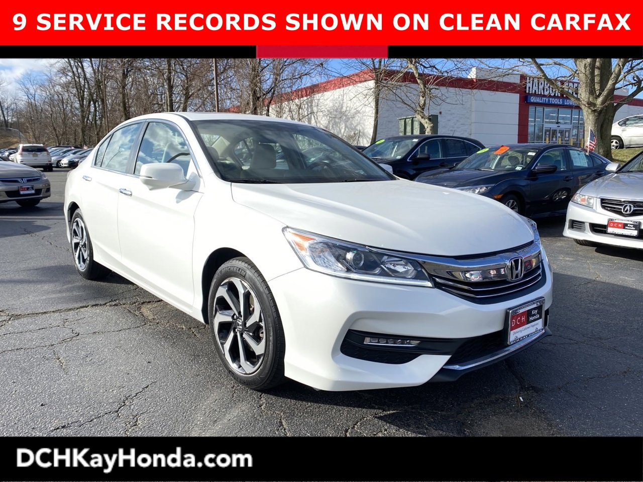Used 2017 Honda Accord Sedan in Eatontown, NJ