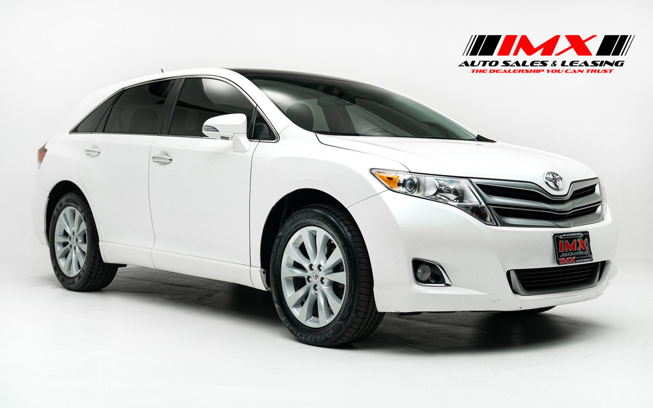 2015 Toyota Venza XLE 4dr Wgn I4 FWD XLE Regular Unleaded I-4 2.7 L/163 [0]