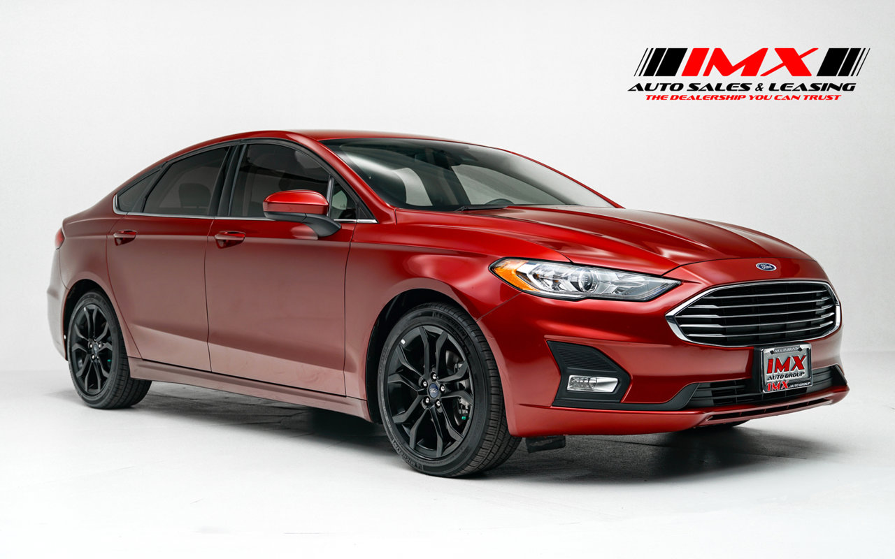 2019 Ford Fusion SE SE FWD Intercooled Turbo Regular Unleaded I-4 1.5 L/91 [16]