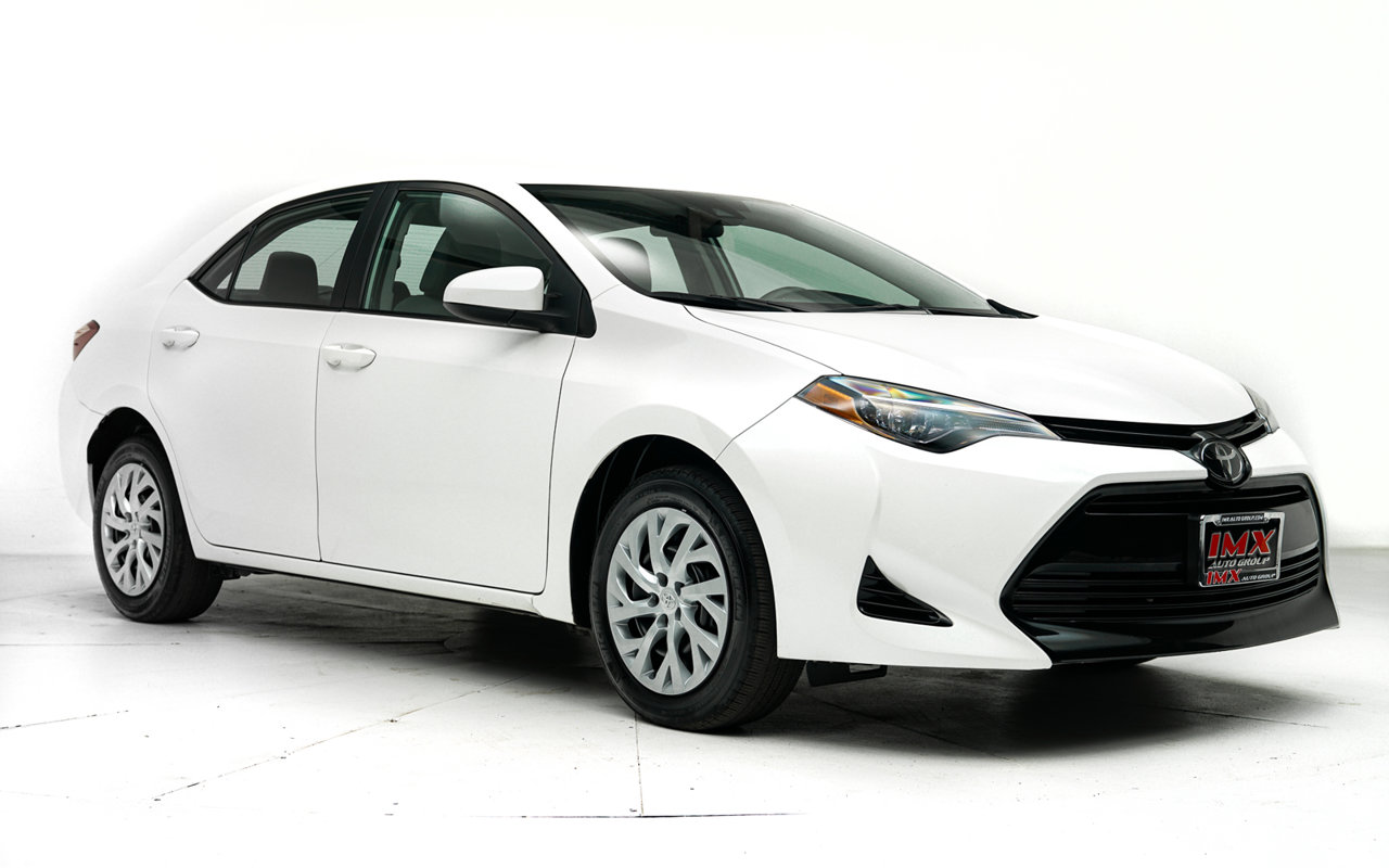 2018 Toyota Corolla LE LE CVT Regular Unleaded I-4 1.8 L/110 [2]