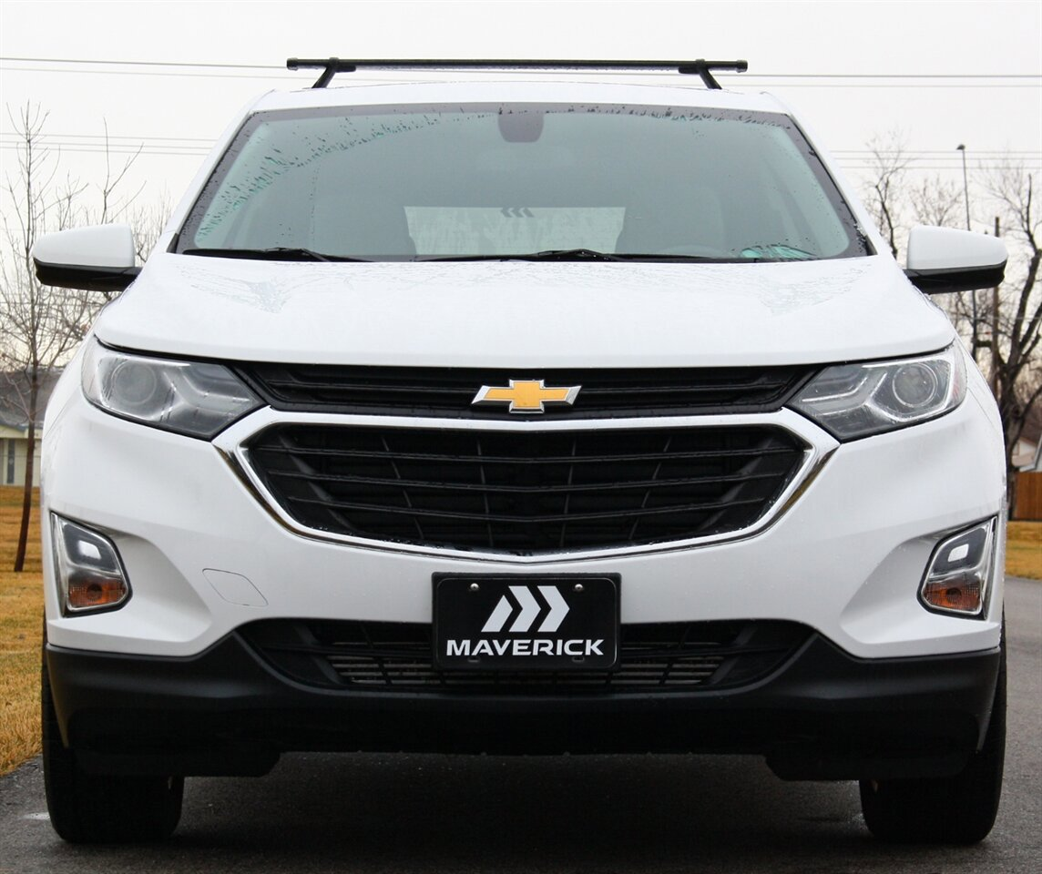 Used 2018 Chevrolet Equinox in Boise, IDss