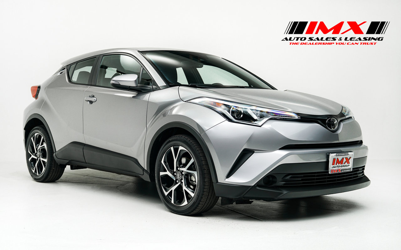 2018 Toyota C-HR XLE XLE FWD Regular Unleaded I-4 2.0 L/121 [8]