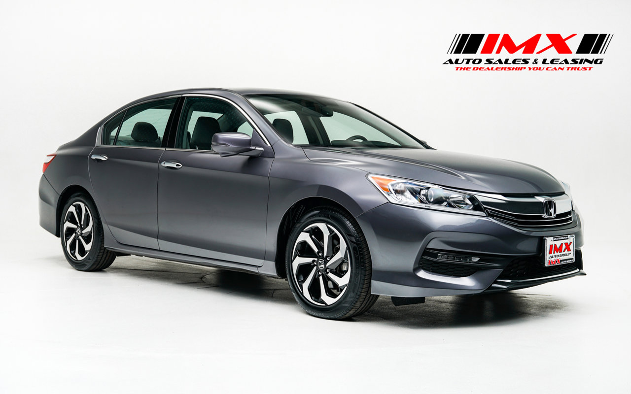 2017 Honda Accord Sedan EX-L V6 EX-L V6 Auto Regular Unleaded V-6 3.5 L/212 [5]