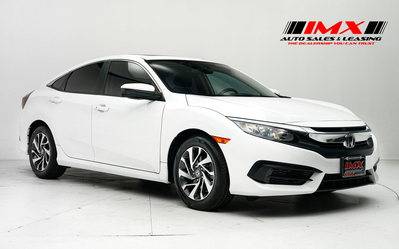 2017 Honda Civic Sedan EX EX CVT Regular Unleaded I-4 2.0 L/122 [6]