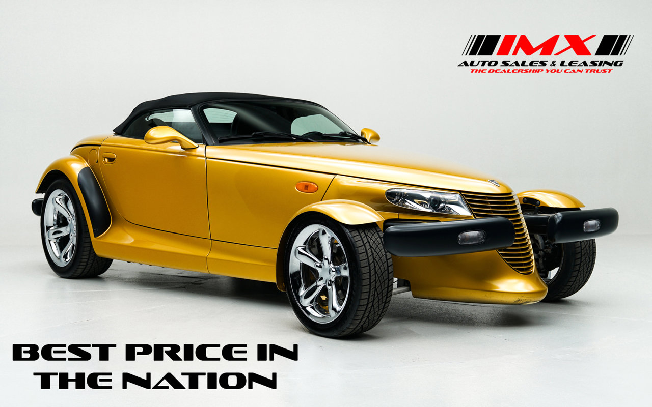 2002 Chrysler Prowler 2dr Roadster Gas V6 3.5L/215 [5]