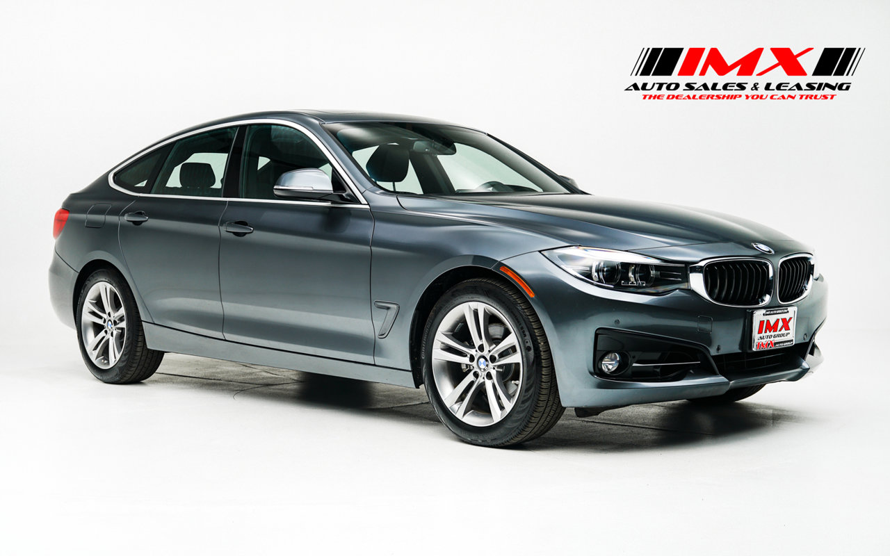 2017 BMW 3 Series 330i Gran Turismo xDrive 330i xDrive Gran Turismo Intercooled Turbo Premium Unleaded I-4 2.0 L/122 [6]