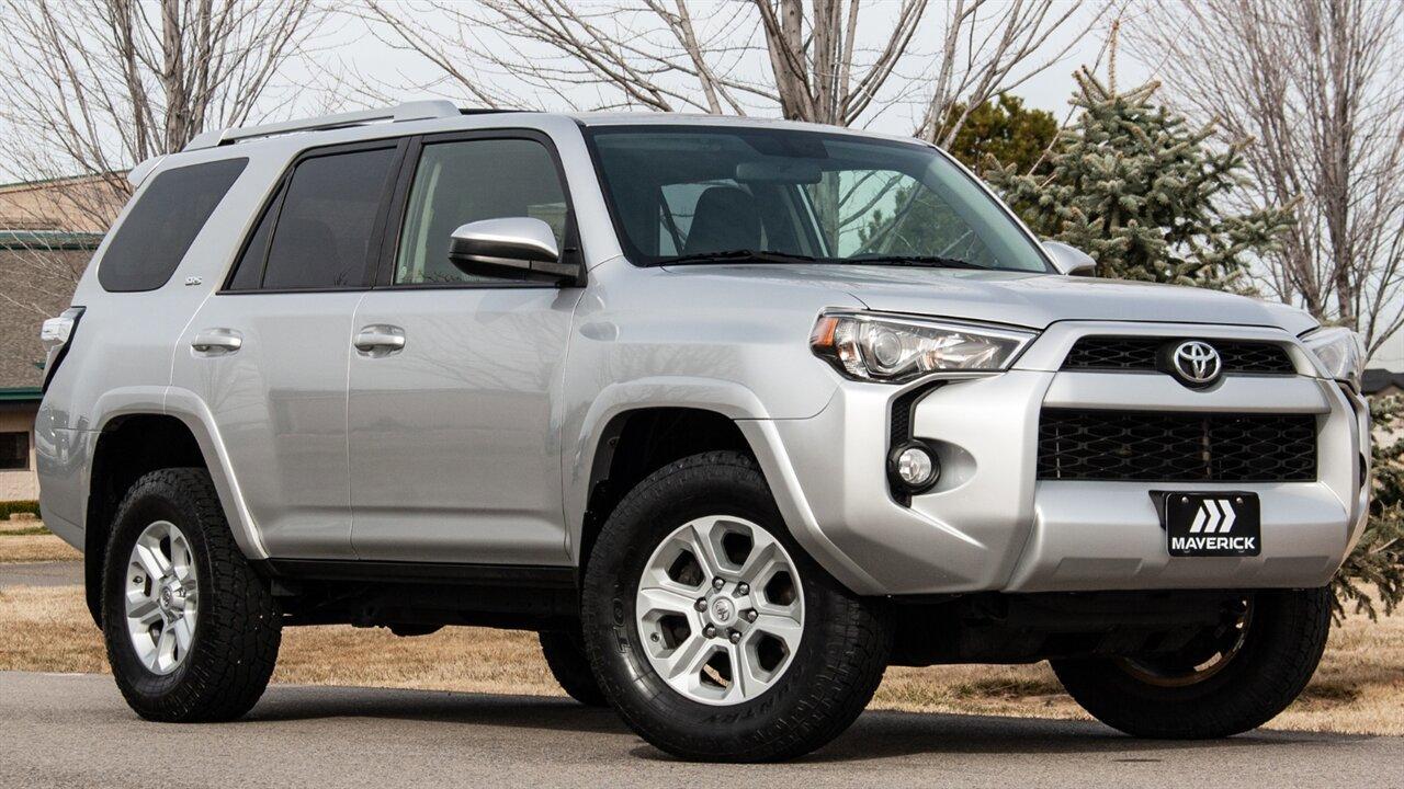 Used 2014 Toyota 4Runner in Boise, IDss