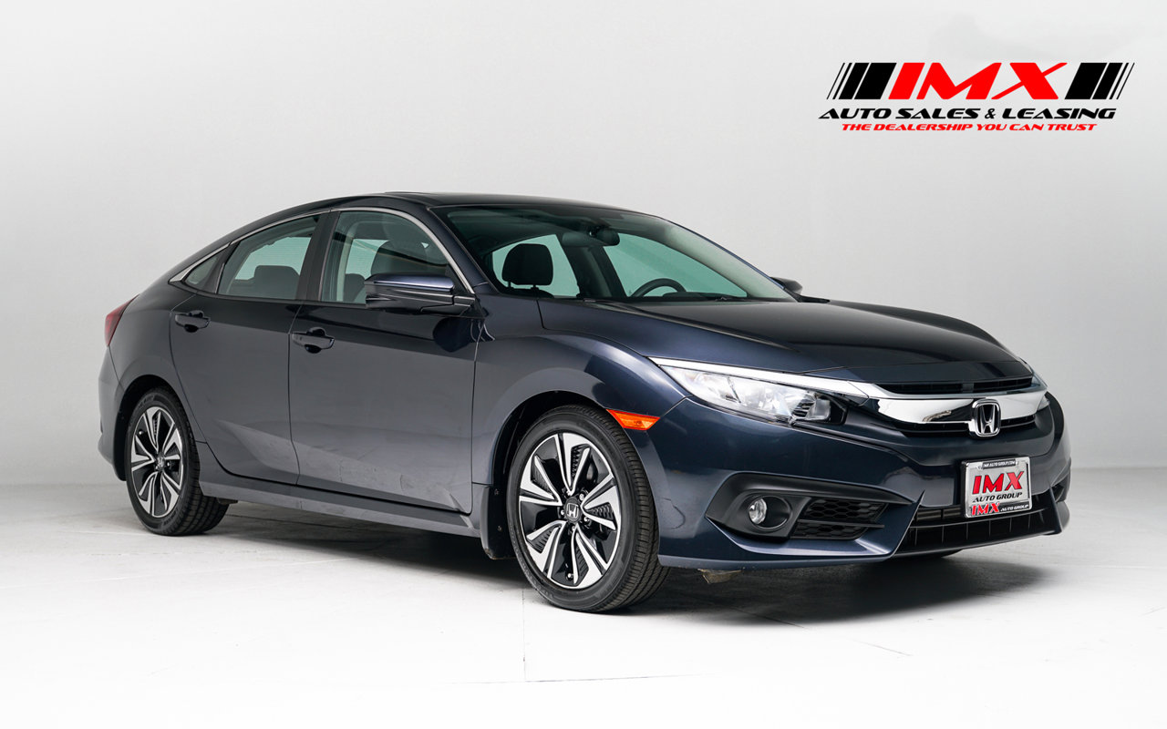 2017 Honda Civic Sedan EX-T EX-T CVT Intercooled Turbo Regular Unleaded I-4 1.5 L/91 [16]