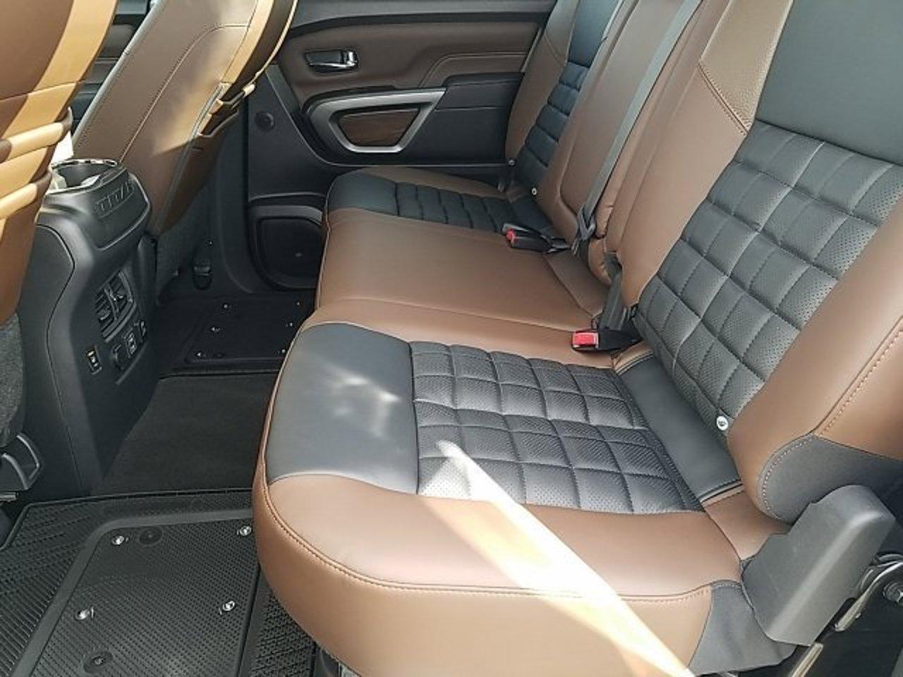 2019 Nissan Titan XD Platinum Reserve
