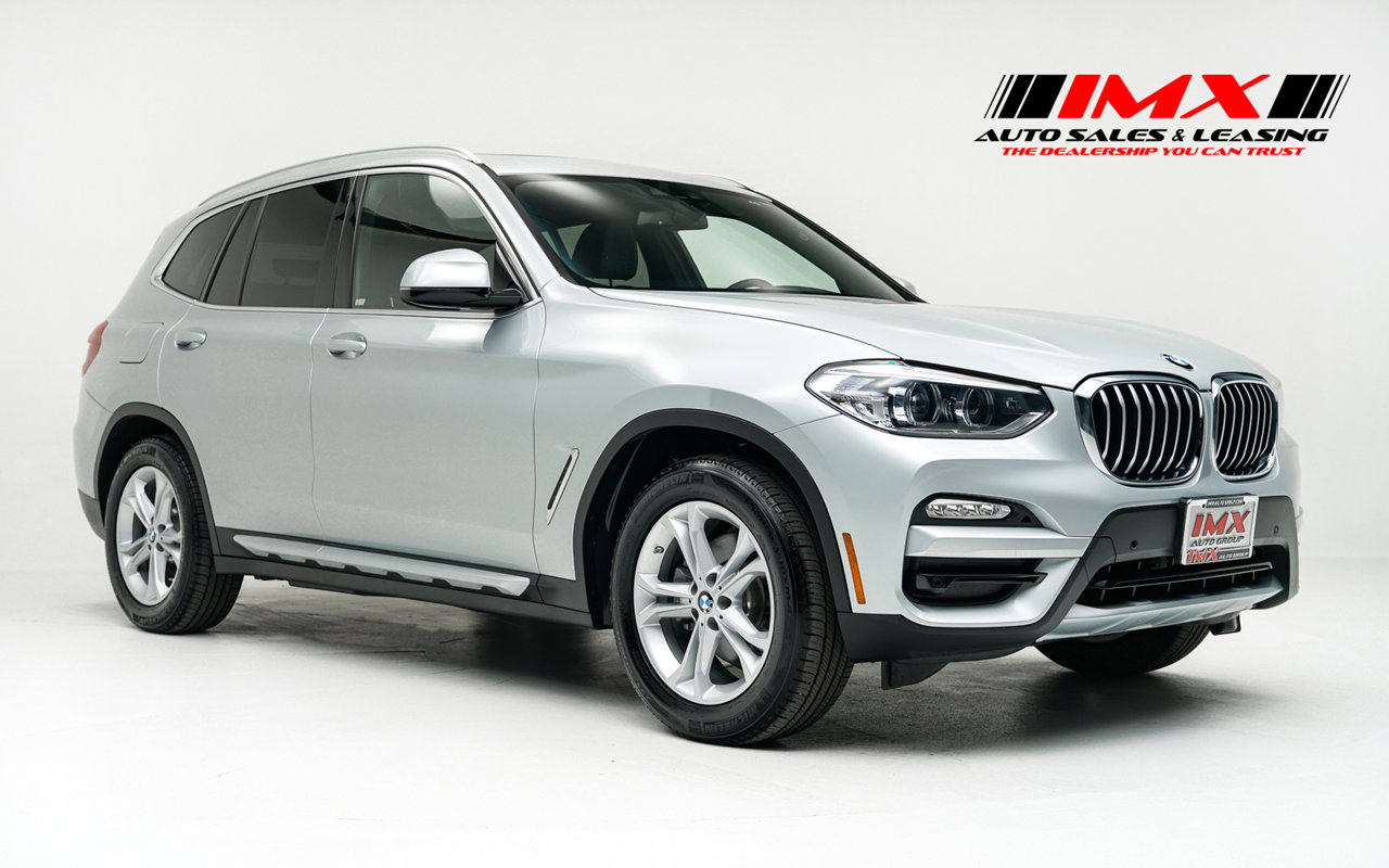 2019 BMW X3 sDrive30i sDrive30i Sports Activity Vehicle Intercooled Turbo Premium Unleaded I-4 2.0 L/122 [19]