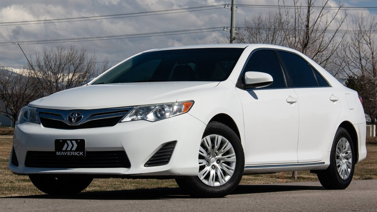 Used 2014 Toyota Camry in Boise, IDss