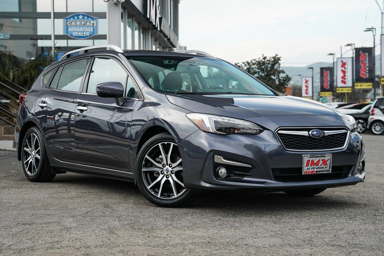 Used 2017 Subaru Impreza Limited Awd Hatchback
