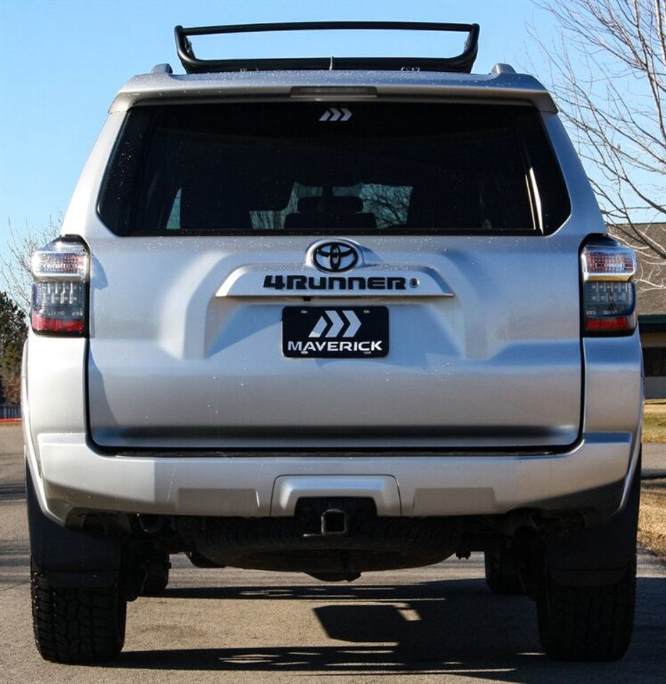 Used 2018 Toyota 4Runner in Boise, IDss