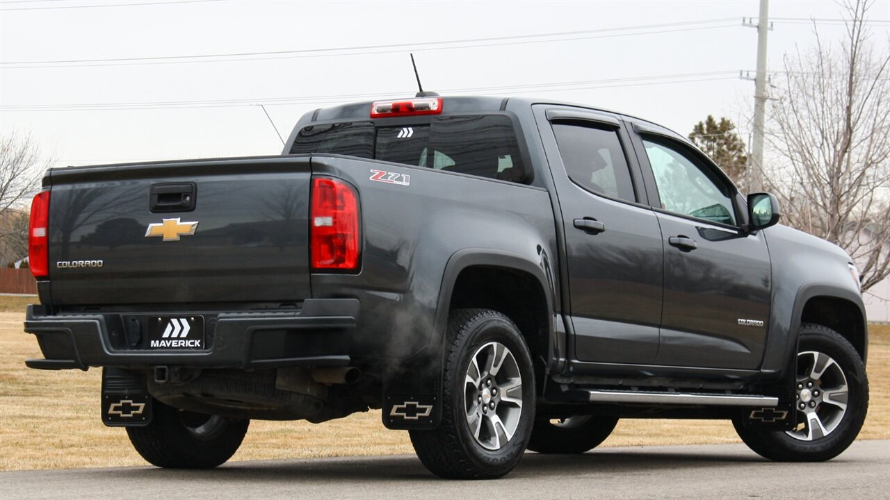 Used 2016 Chevrolet Colorado in Boise, IDss