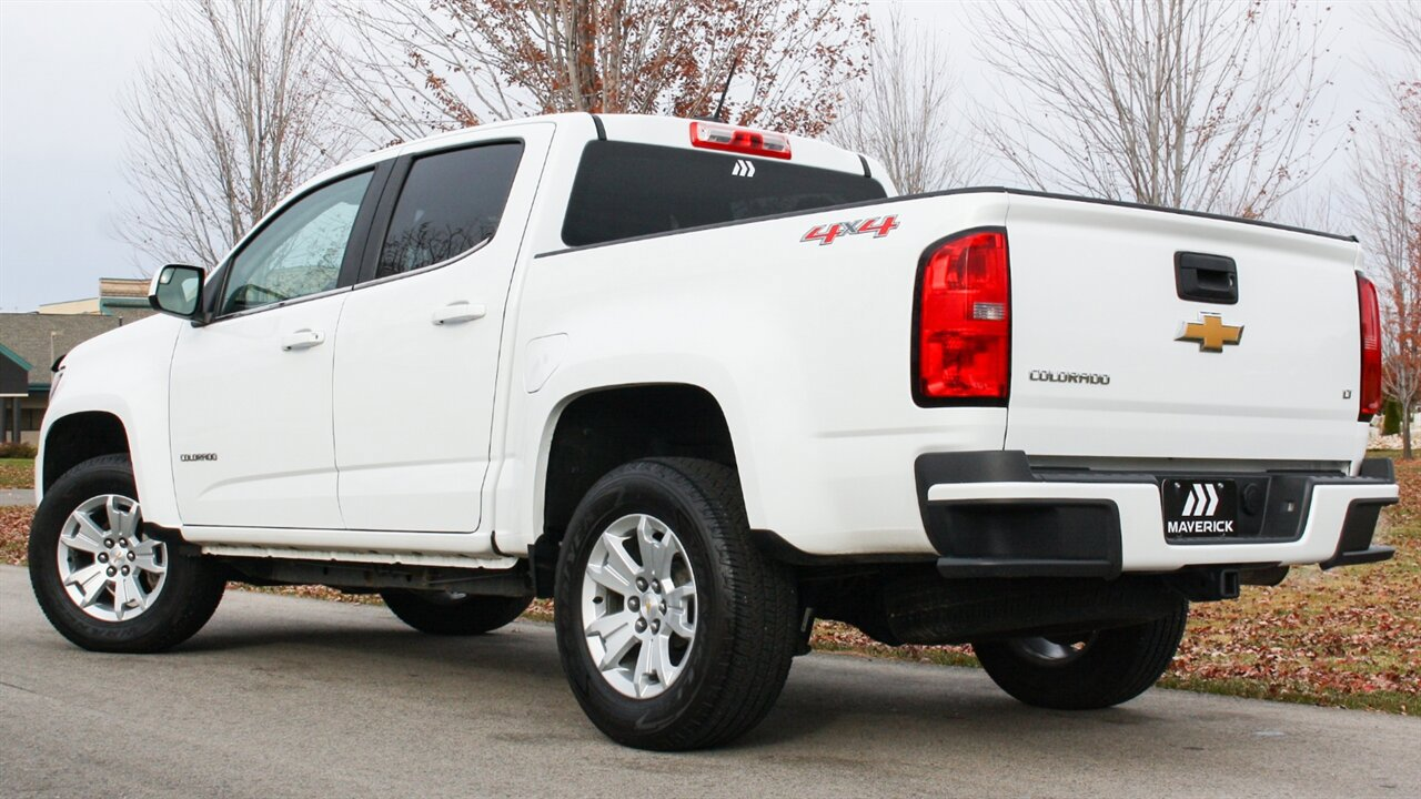 Used 2015 Chevrolet Colorado in Boise, IDss