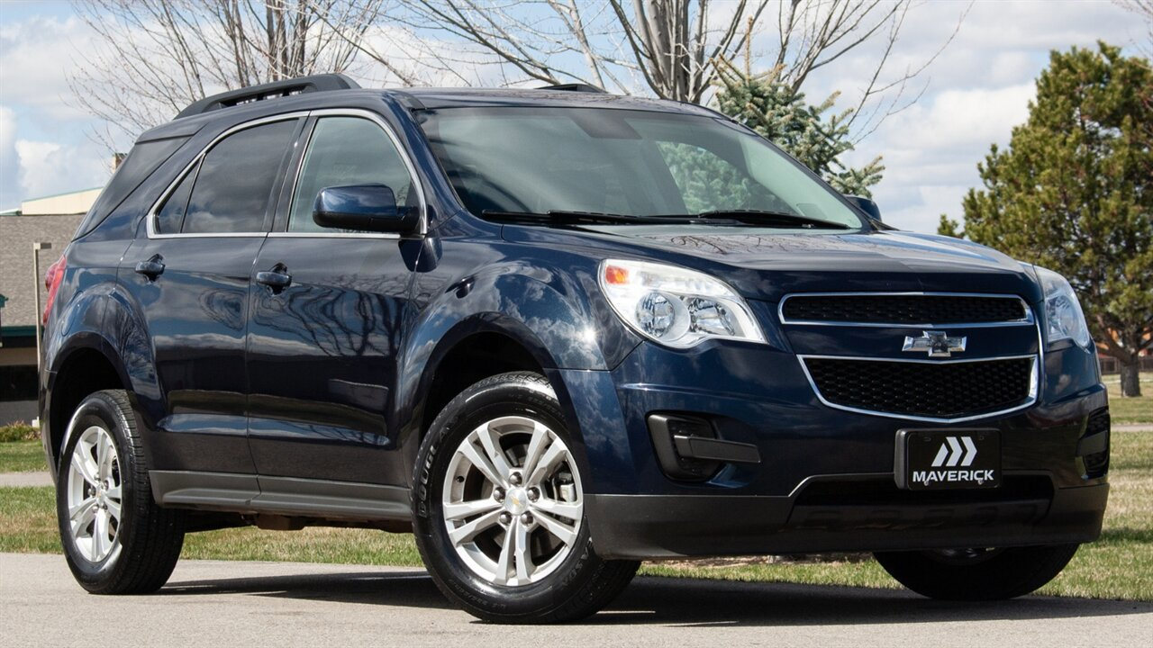 Used 2015 Chevrolet Equinox in Boise, IDss