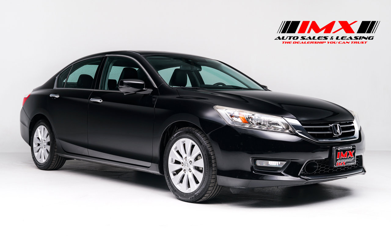2014 Honda Accord Sedan Touring 4dr V6 Auto Touring PZEV Regular Unleaded V-6 3.5 L/212 [1]