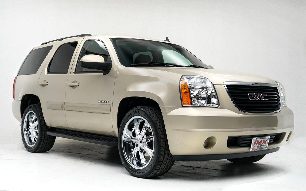 2007 GMC Yukon SLE 2WD 4dr 1500 SLE Gas V8 5.3L/325 [0]