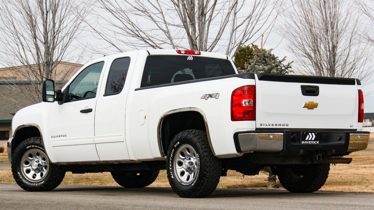 Used 2013 Chevrolet Silverado 1500 in Boise, IDss
