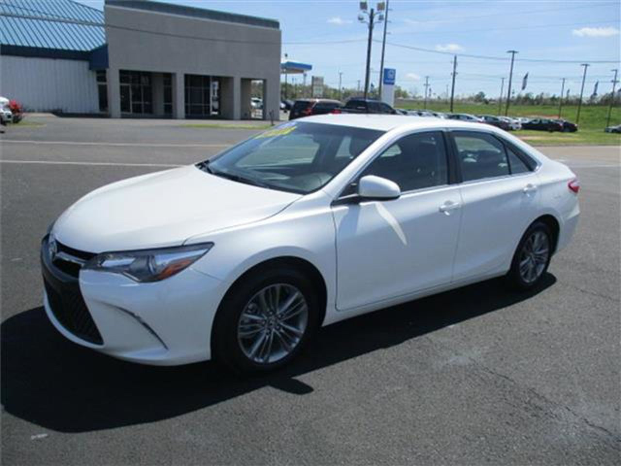 Used 2017 Toyota Camry in Dothan, AL