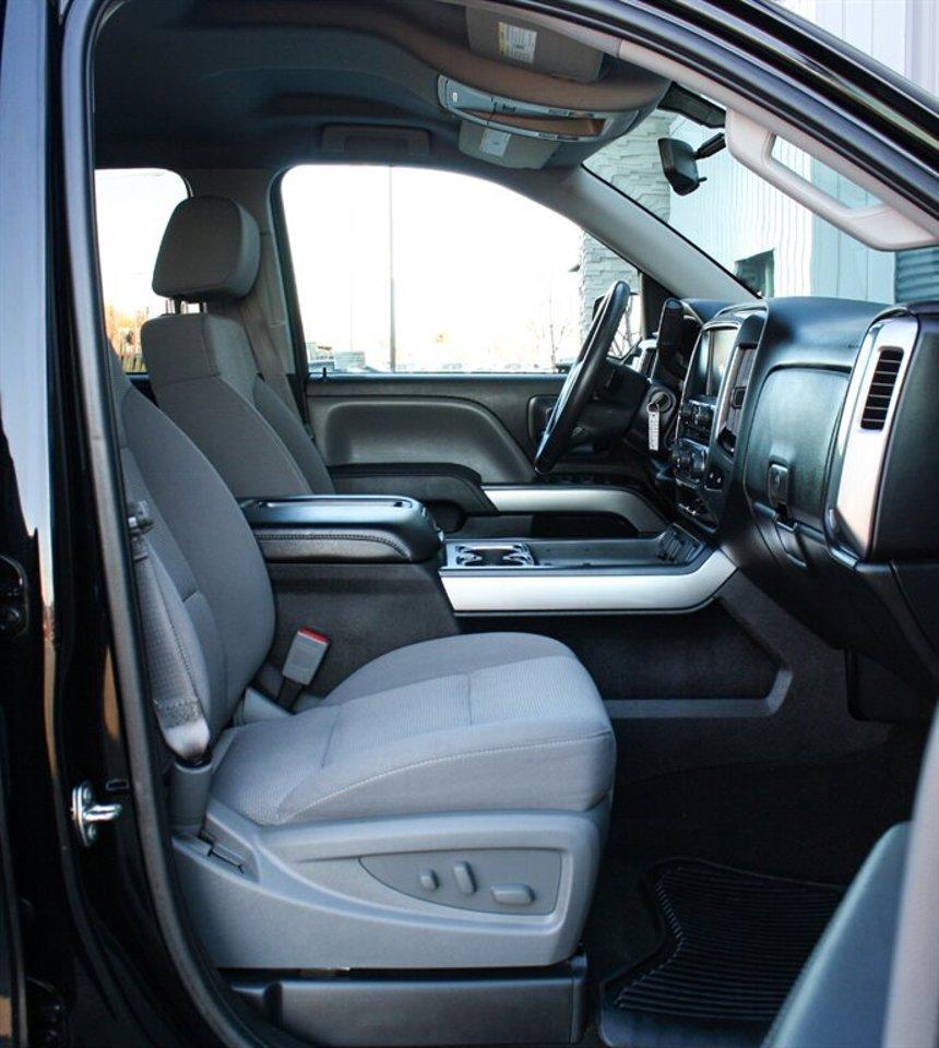 Used 2015 Chevrolet Silverado 1500 in Boise, IDss