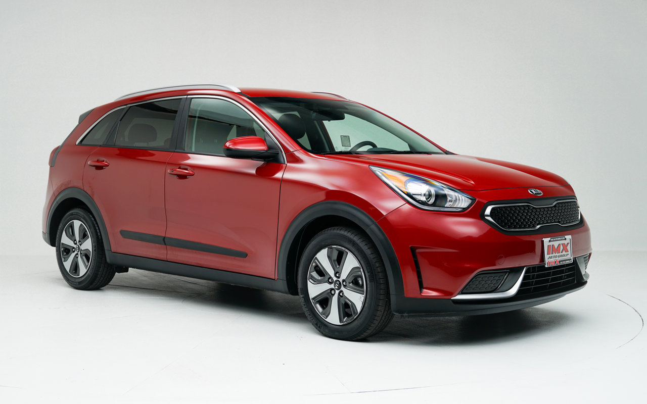 2017 Kia Niro LX LX FWD Gas/Electric I-4 1.6 L/96 [1]