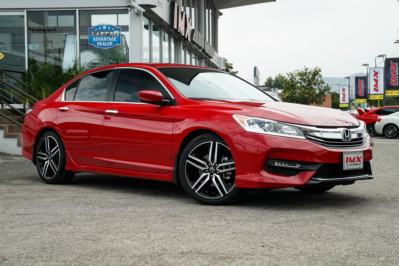 Honda North Hollywood >> 2016 Honda Accord Sedan For Sale Near North Hollywood Ca Serving