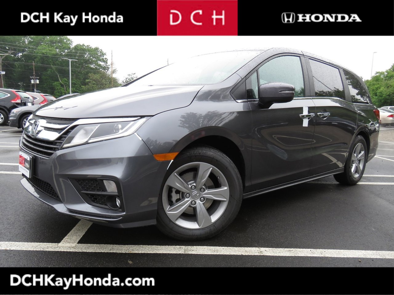 New 2020 Honda Odyssey in Eatontown, NJ