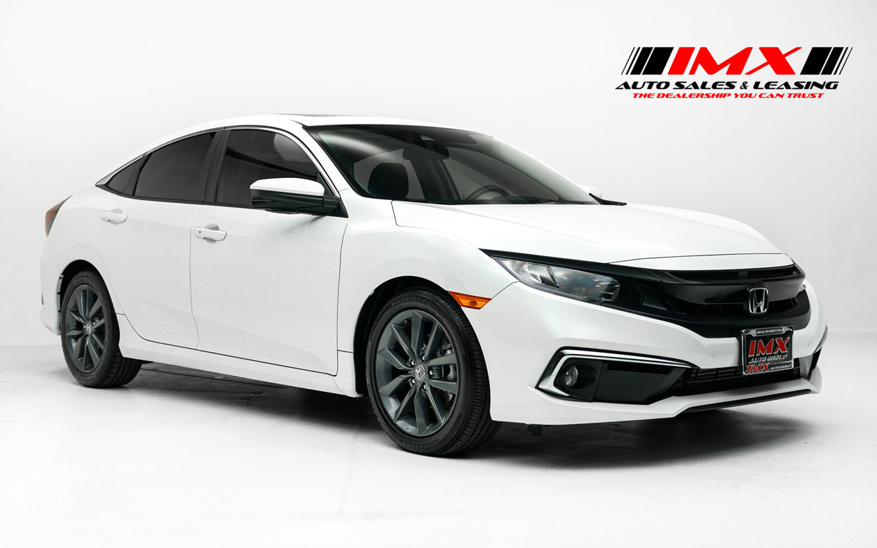 2019 Honda Civic Sedan EX EX CVT Intercooled Turbo Regular Unleaded I-4 1.5 L/91 [6]