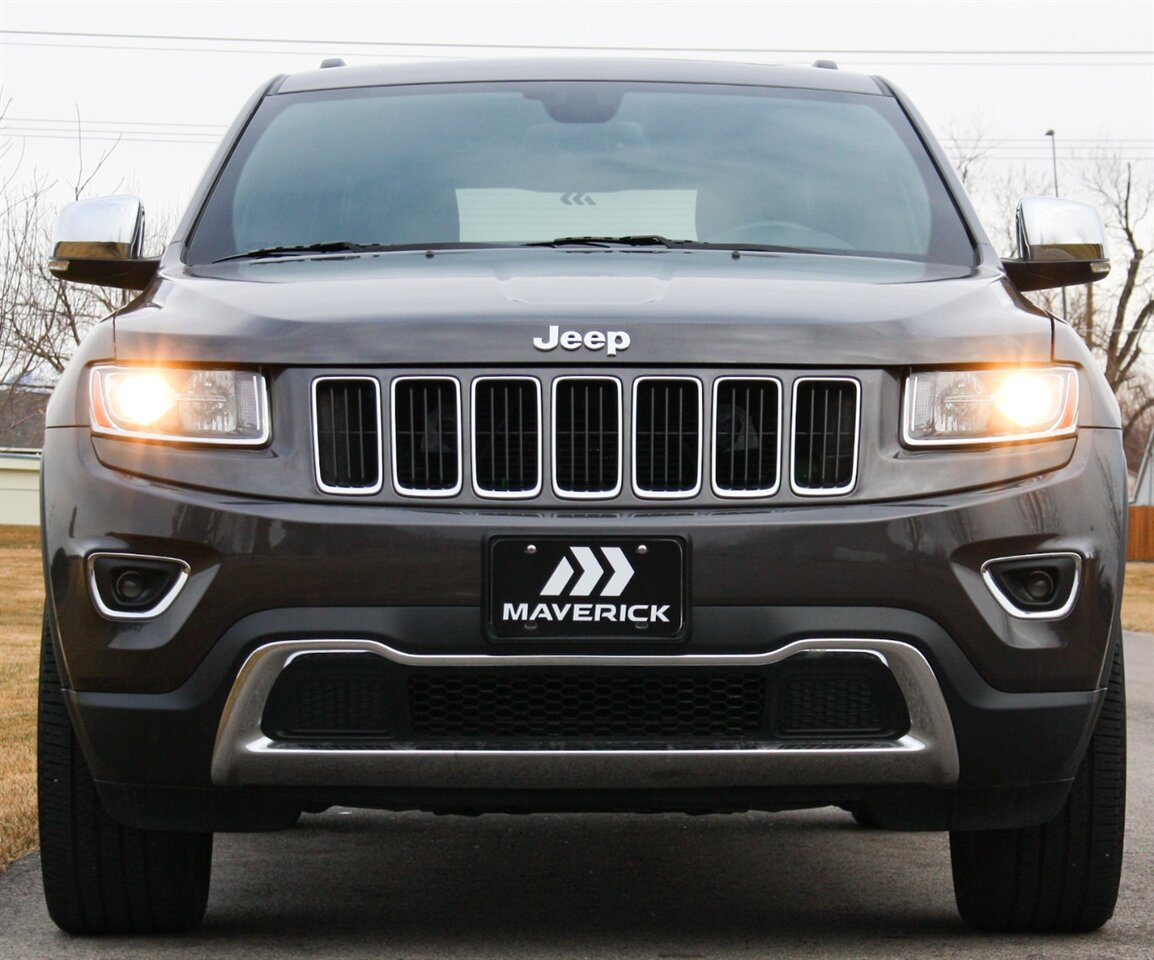 Used 2016 Jeep Grand Cherokee in Boise, IDss