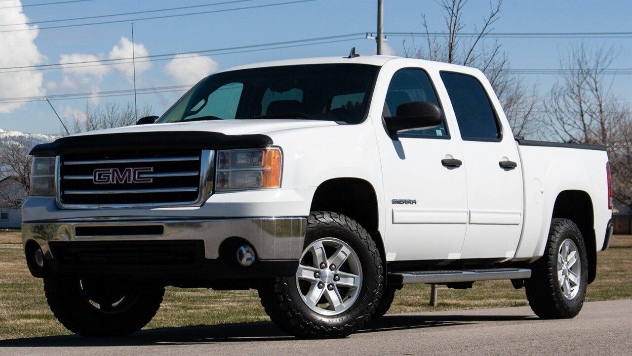 Used 2013 GMC Sierra 1500 in Boise, IDss