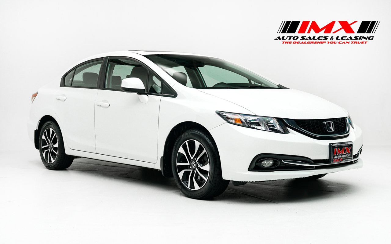 2013 Honda Civic Sdn EX-L 4dr Auto EX-L w/Navi Gas I4 1.8L/110 [5]