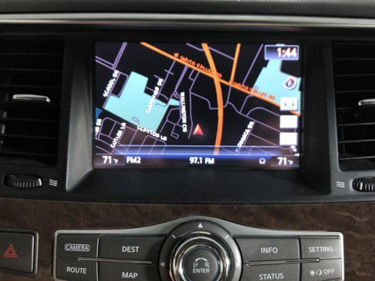 2015 INFINITI QX80 4WD 4dr JN8AZ2NC3F9372059   Hubler Nissan, INC