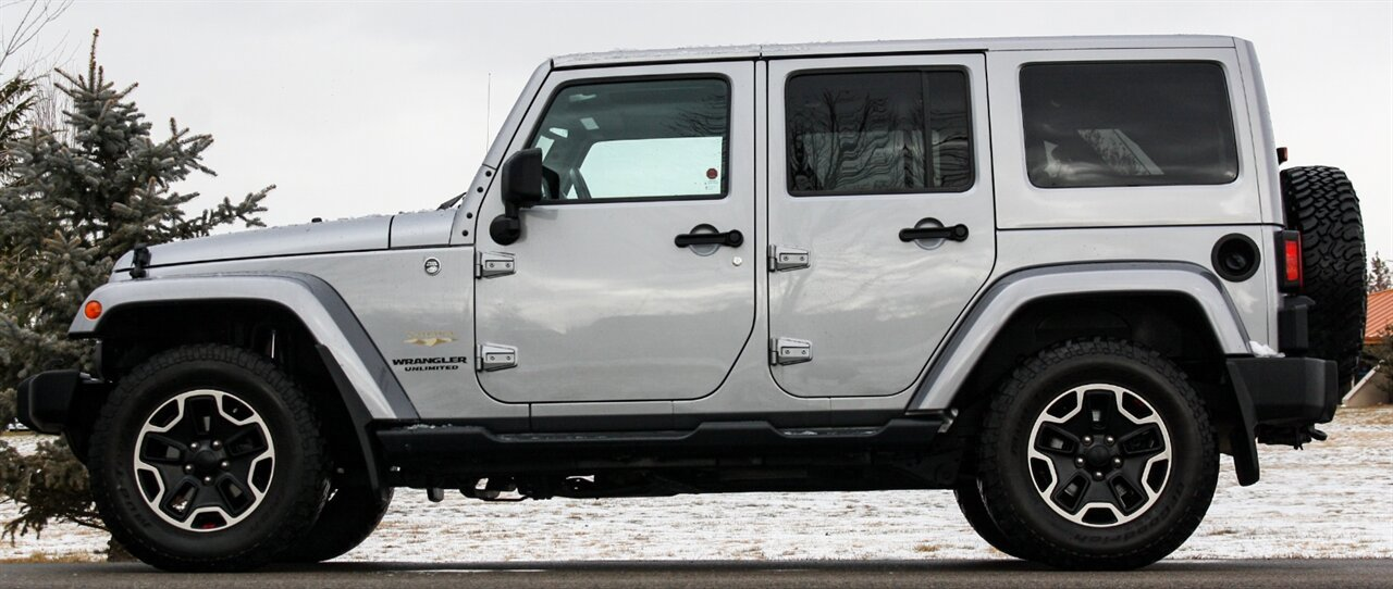 Used 2015 Jeep Wrangler Unlimited in Boise, IDss