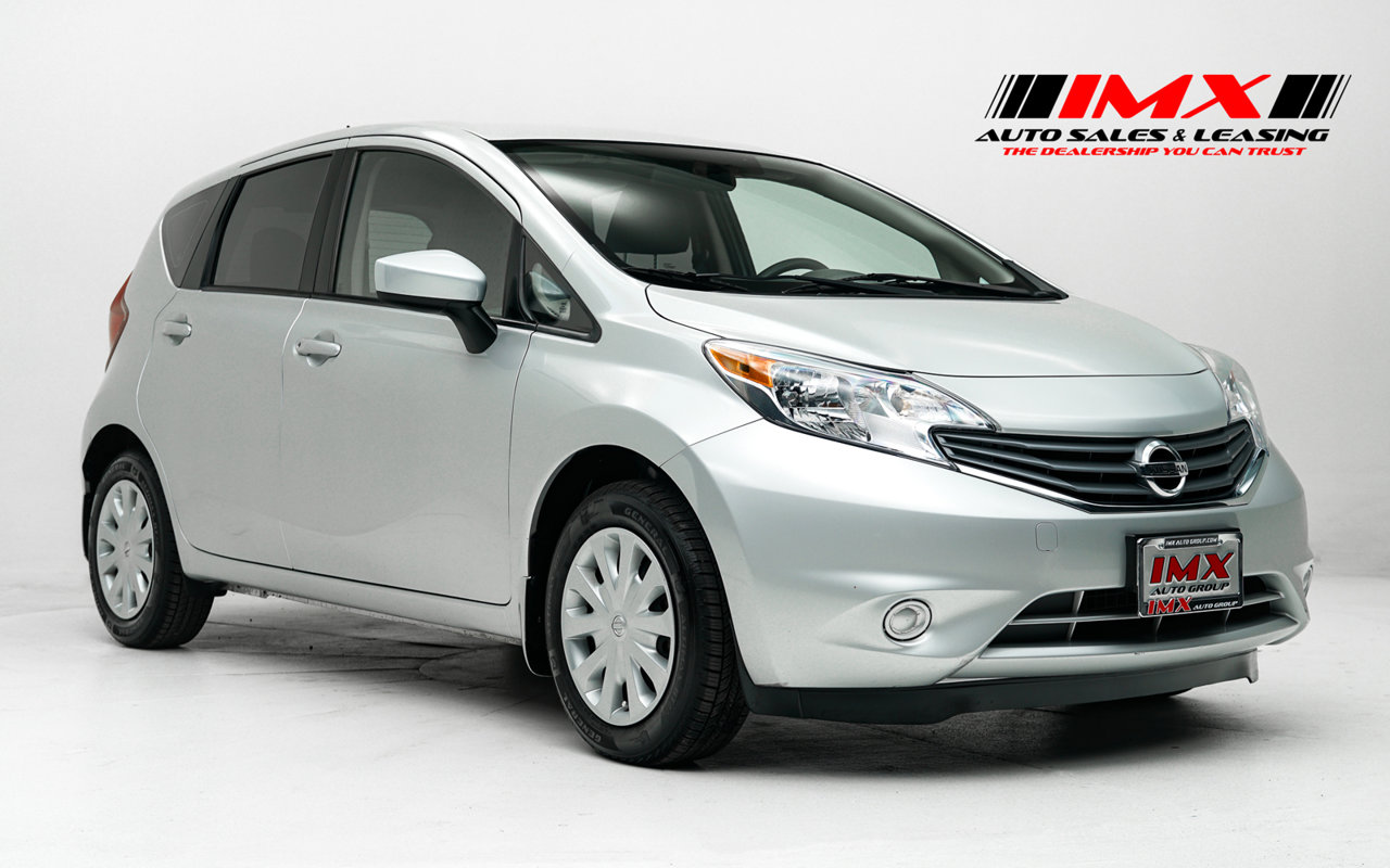2015 Nissan Versa Note S Plus 5dr HB CVT 1.6 S Plus Regular Unleaded I-4 1.6 L/98 [0]