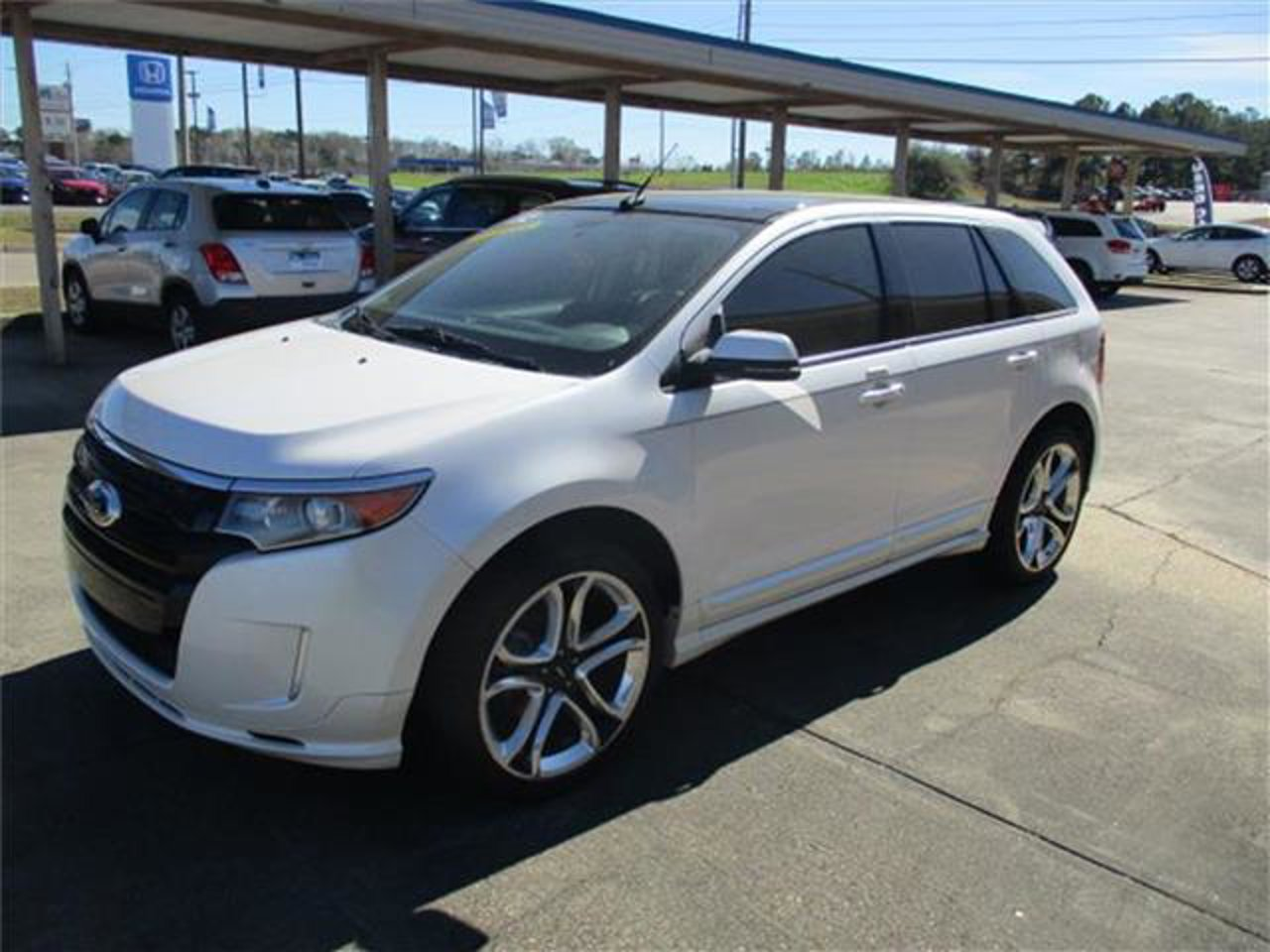 Used 2012 Ford Edge in Dothan, AL