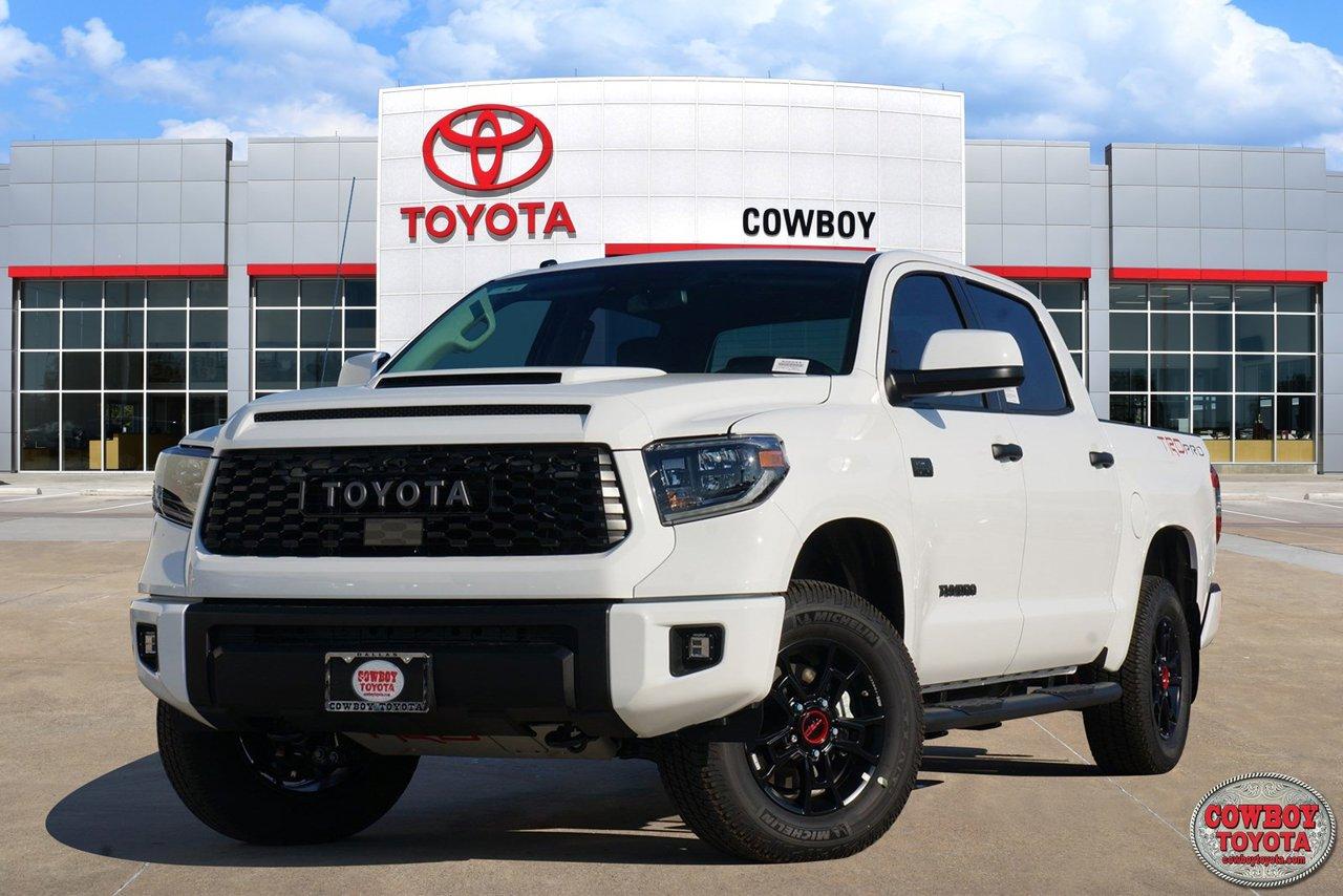 2019 Toyota Tundra TRD Pro 5TFDY5F10KX826543 | Cowboy Toyota