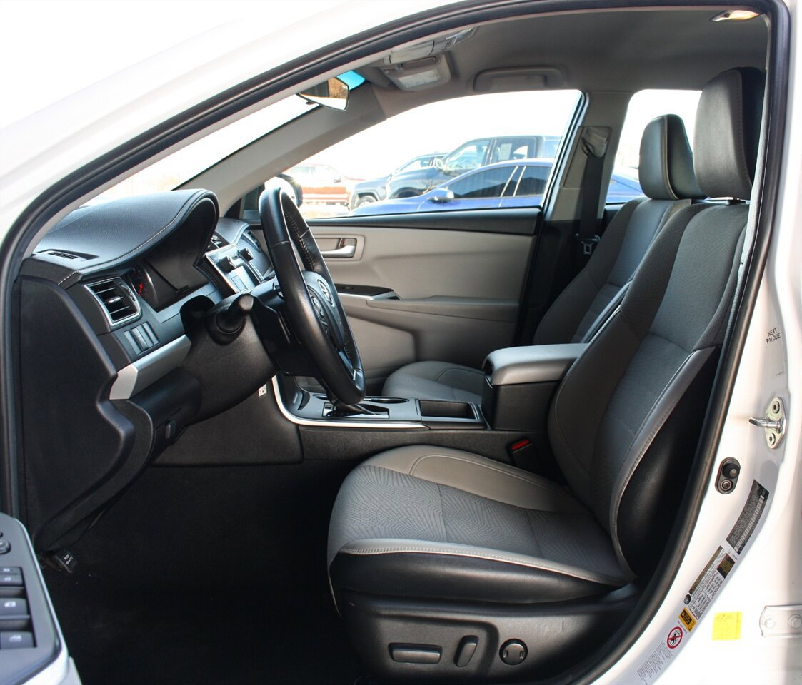Used 2017 Toyota Camry in Boise, IDss