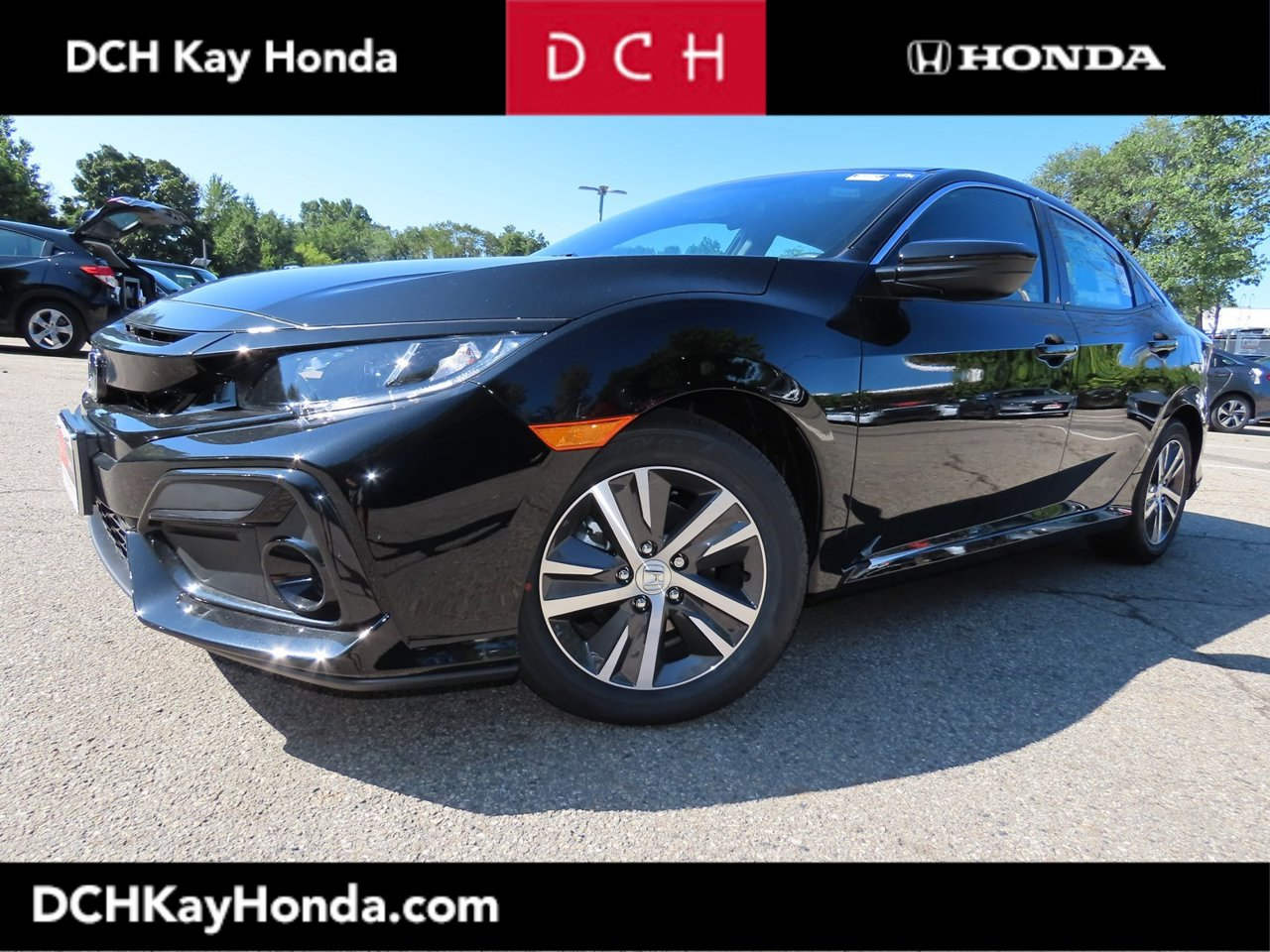 New 2020 Honda Civic Hatchback in Eatontown, NJ