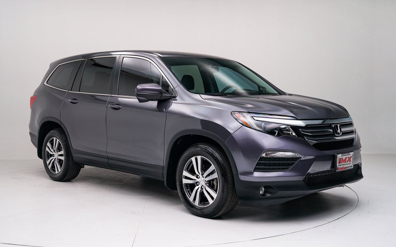2017 Honda Pilot EX-L EX-L 2WD Regular Unleaded V-6 3.5 L/212 [1]