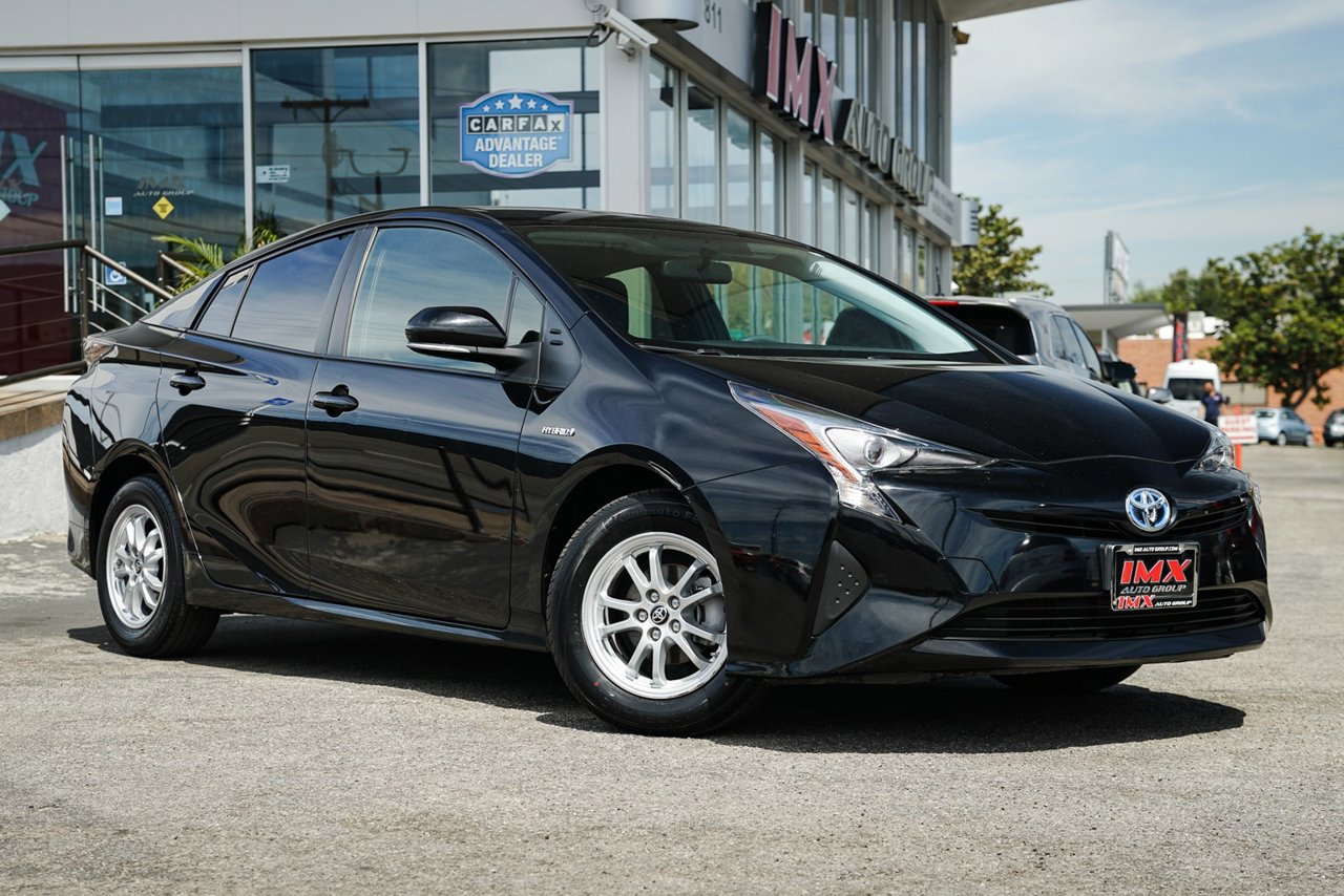 Used 2016 Toyota Prius Two Fwd Hatchback