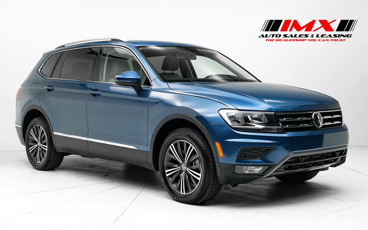 2019 Volkswagen Tiguan SEL 2.0T SEL FWD Intercooled Turbo Regular Unleaded I-4 2.0 L/121 [18]