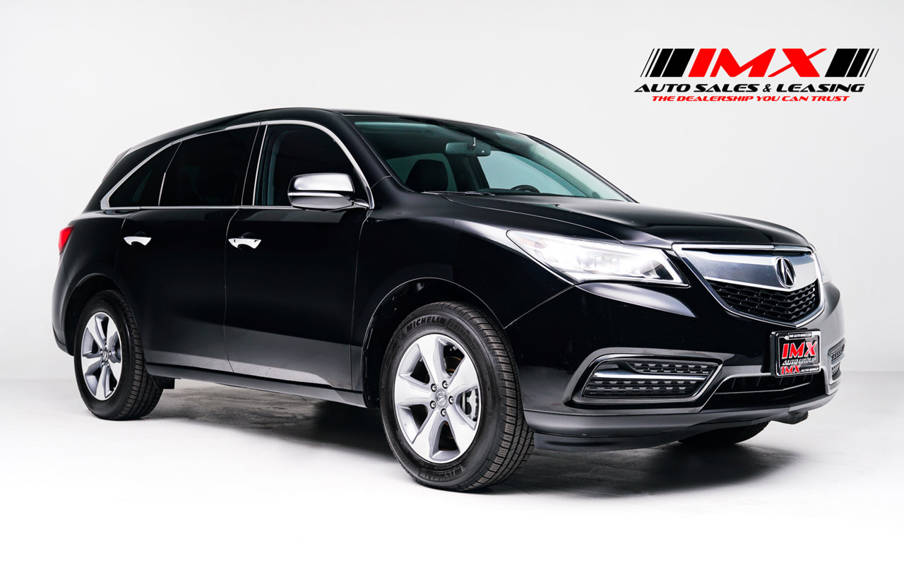 2014 Acura MDX AWD SH-AWD 4dr Premium Unleaded V-6 3.5 L/212 [12]