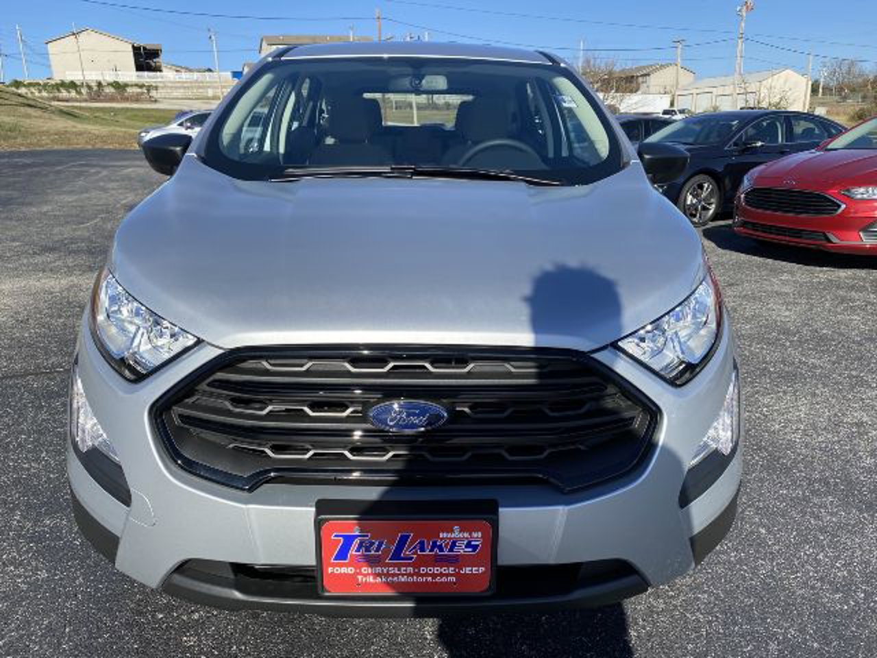 New 2020 Ford EcoSport in Branson, MO