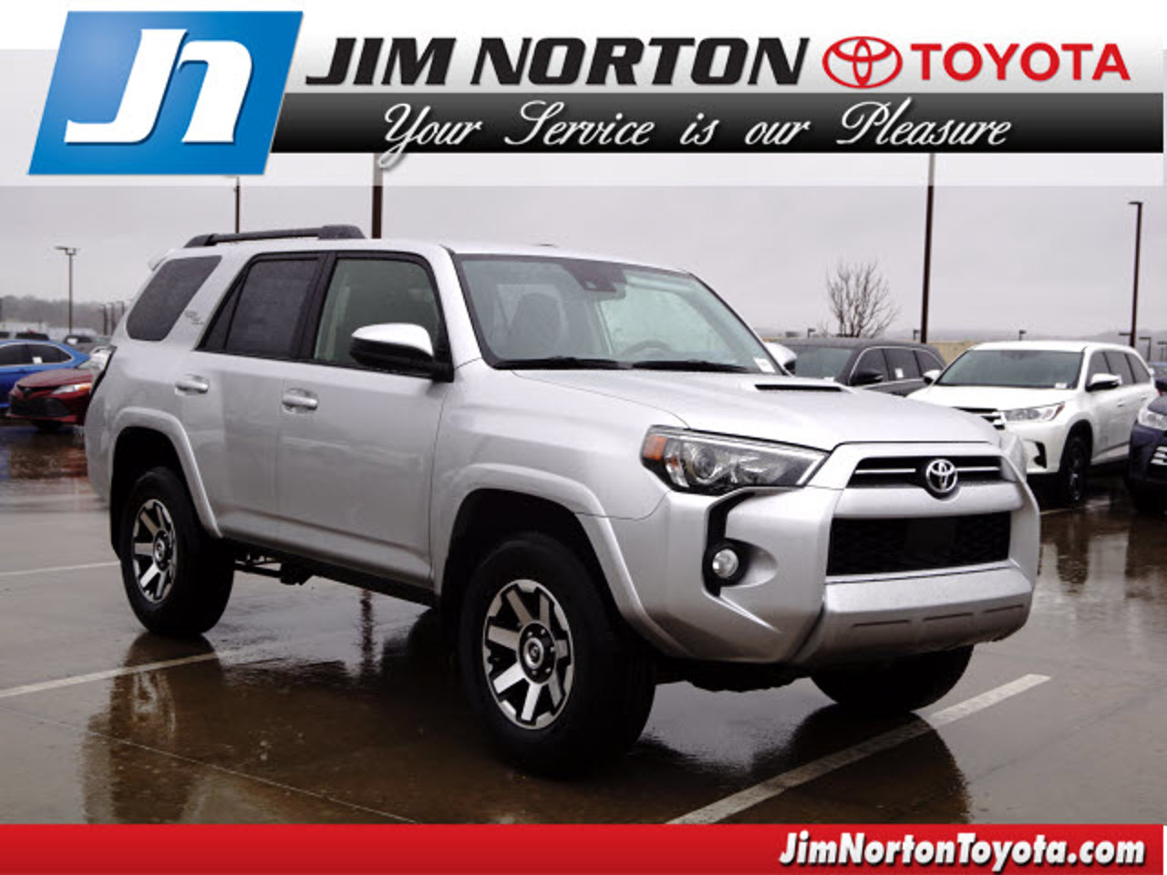 2020 Toyota 4Runner TRD Off Road 4WD