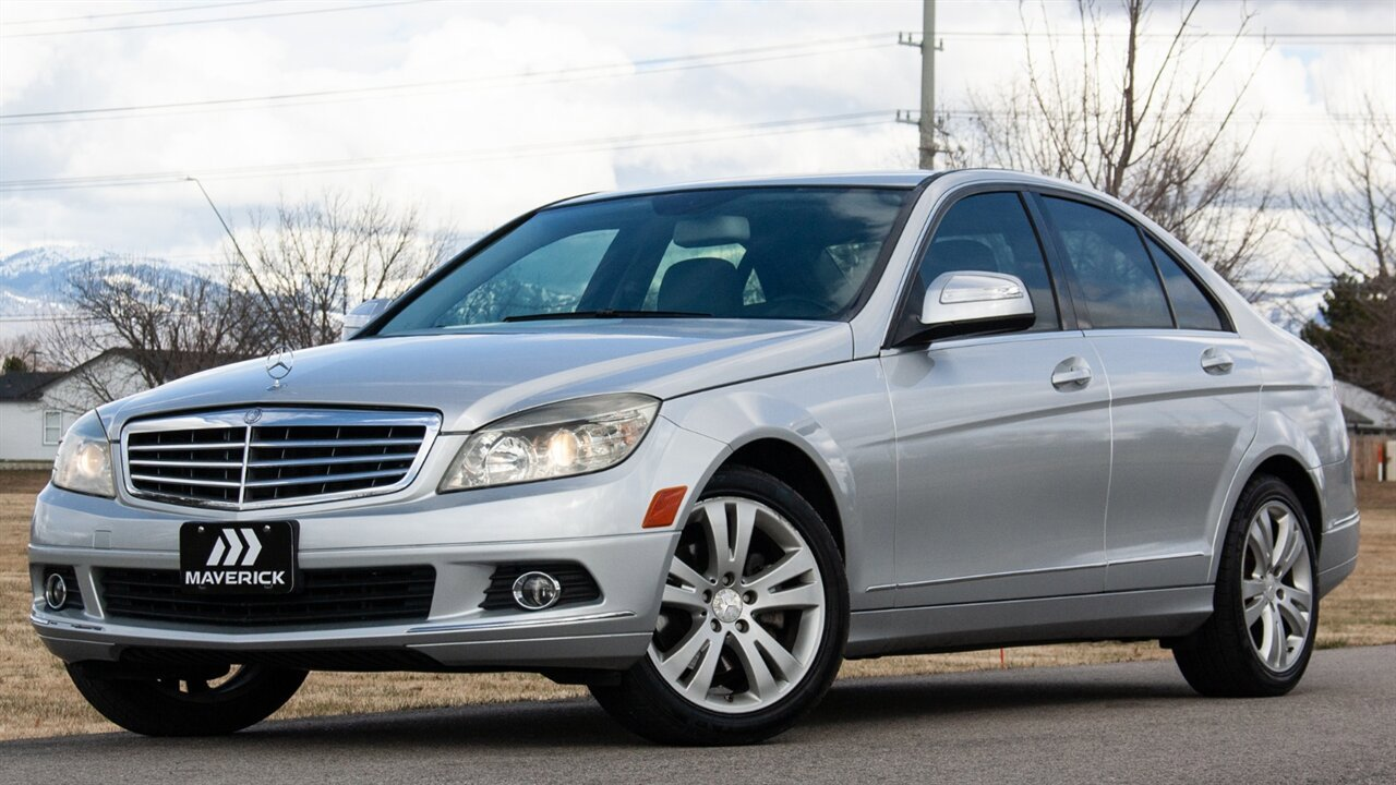 Used 2008 Mercedes-Benz C-Class in Boise, IDss