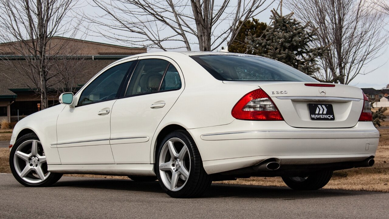Used 2008 Mercedes-Benz E-Class in Boise, IDss