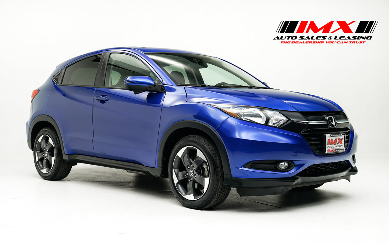 2018 Honda HR-V EX EX 2WD CVT Regular Unleaded I-4 1.8 L/110 [2]